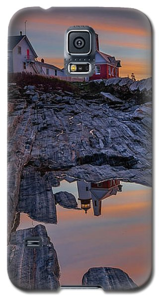 Sunrise Reflections At Pemaquid Point Galaxy S5 Case