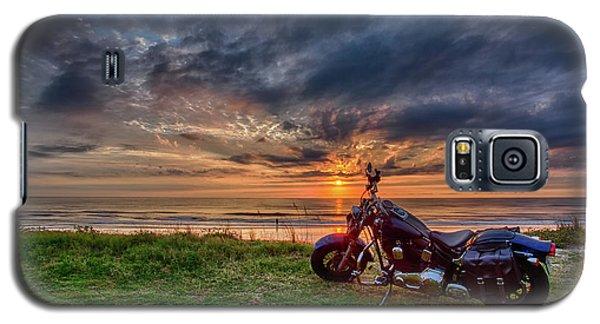 Sunrise Ride Galaxy S5 Case