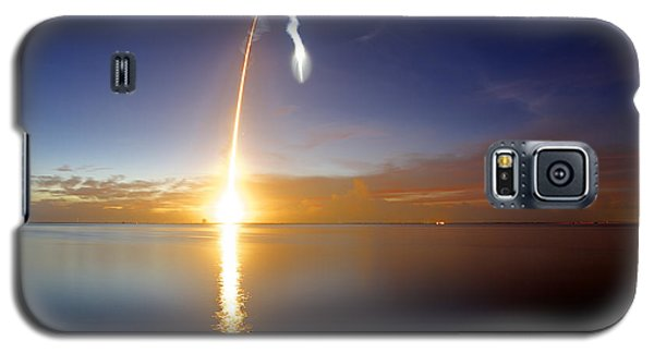 Sunrise Rocket Galaxy S5 Case