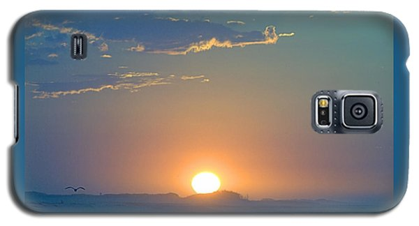 Sunrise Sky Galaxy S5 Case