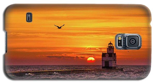 Sunrise Solo Galaxy S5 Case