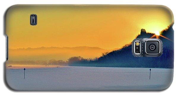 Sunrise Sparkle Galaxy S5 Case