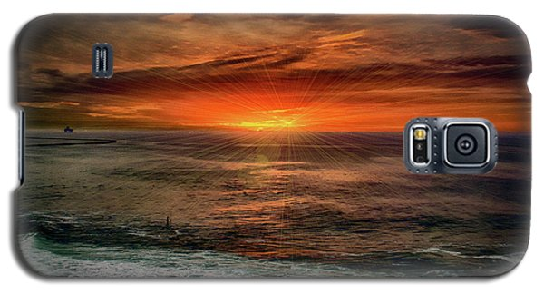 Sunrise Special Galaxy S5 Case by Joseph Hollingsworth