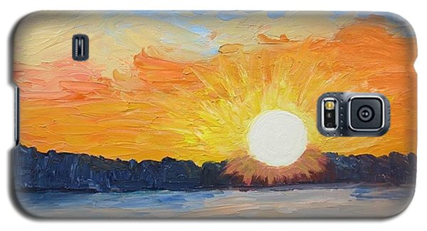 Sunrise Sensation Galaxy S5 Case