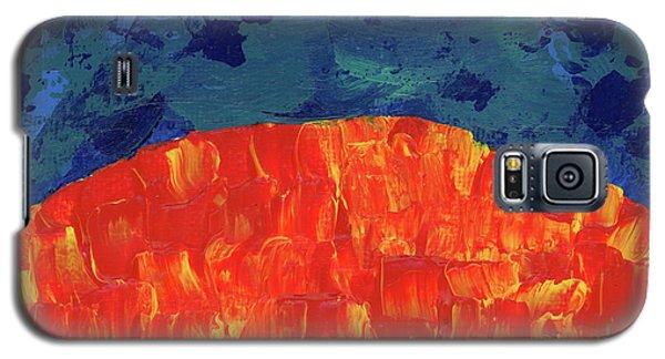 Sunrise Sunset 3 Galaxy S5 Case