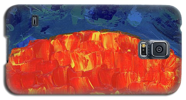 Sunrise Sunset 6 Galaxy S5 Case