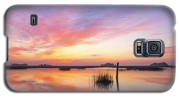 Sunrise Sunset Art Photo - I Belong Galaxy S5 Case