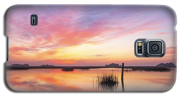 Sunrise Sunset Art Photo - I Belong Galaxy S5 Case