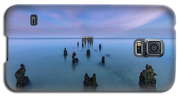 Sunrise Symmetry Galaxy S5 Case by Mike Lang
