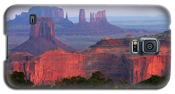 Sunrise Telephoto From Hunt's Mesa Galaxy S5 Case
