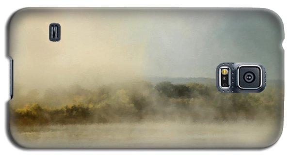 Sunrise Through The Fog Galaxy S5 Case