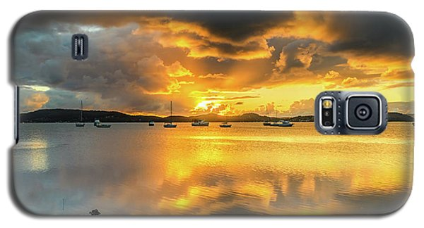 Sunrise Waterscape With Reflections Galaxy S5 Case