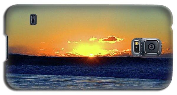 Sunrise Wave I I I Galaxy S5 Case