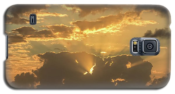 Sun's Rays Galaxy S5 Case
