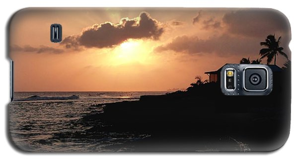 Sunset @ Spotts Galaxy S5 Case by Amar Sheow