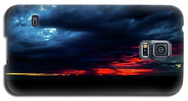 Sunset #10 Galaxy S5 Case