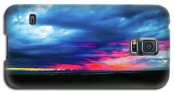 Sunset #2 Galaxy S5 Case