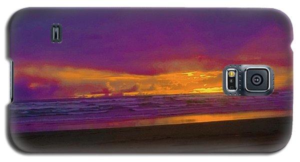 Sunset #3 Galaxy S5 Case