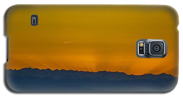 Sunset 3 Galaxy S5 Case