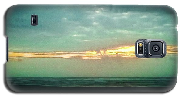 Sunset #4 Galaxy S5 Case
