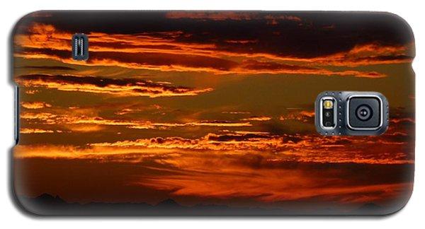 Sunset 5 Galaxy S5 Case