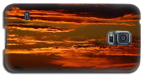 Sunset 5 Galaxy S5 Case