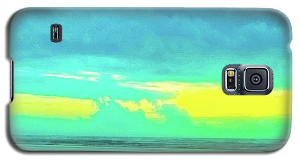 Sunset #8 Galaxy S5 Case