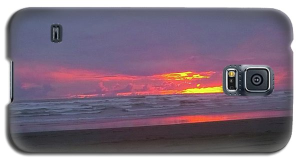Sunset #9 Galaxy S5 Case