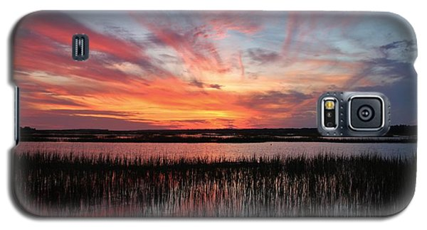 Sunset And Reflections 2 Galaxy S5 Case