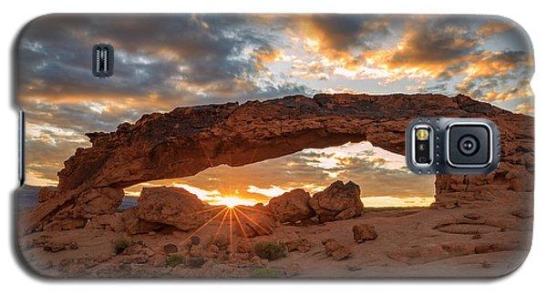 Sunset Arch Galaxy S5 Case