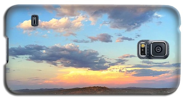 Sunset At Alice Springs #2 Galaxy S5 Case