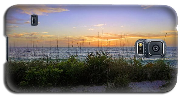 Sunset At Barefoot Beach Preserve In Naples, Fl Galaxy S5 Case