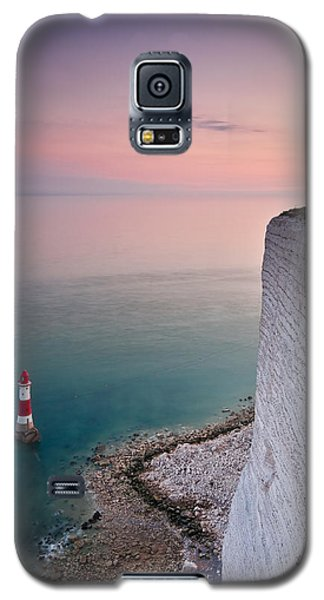 Sunset At Beachy Head Galaxy S5 Case