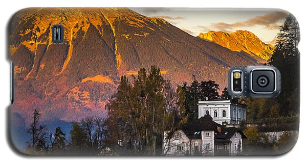 Sunset At Bled Galaxy S5 Case