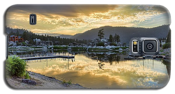 Sunset At Boulder Bay Galaxy S5 Case