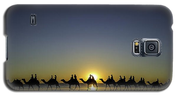 Sunset At Cable Beach Galaxy S5 Case