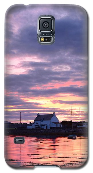 Sunset At Clachnaharry Galaxy S5 Case