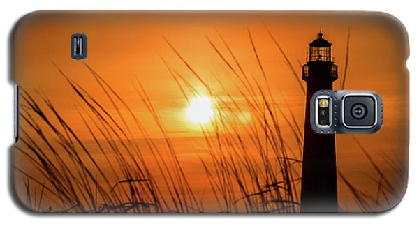 Sunset At Cm Lighthouse Galaxy S5 Case
