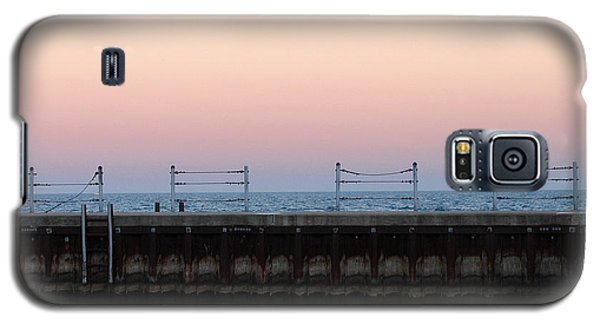 Sunset At Diversey Harbor Galaxy S5 Case