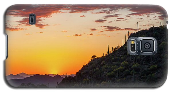 Sunset At Gate's Pass Galaxy S5 Case