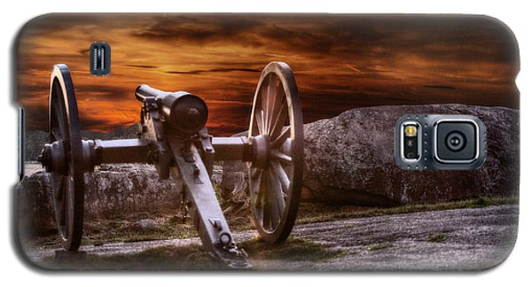 Sunset At Gettysburg Galaxy S5 Case by Randy Steele