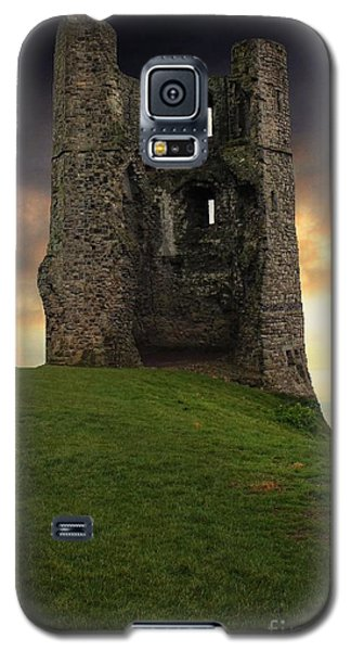 Sunset At Hadleigh Castle Galaxy S5 Case