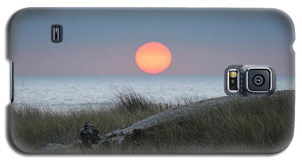 Sunset At Halfmoon Bay Galaxy S5 Case
