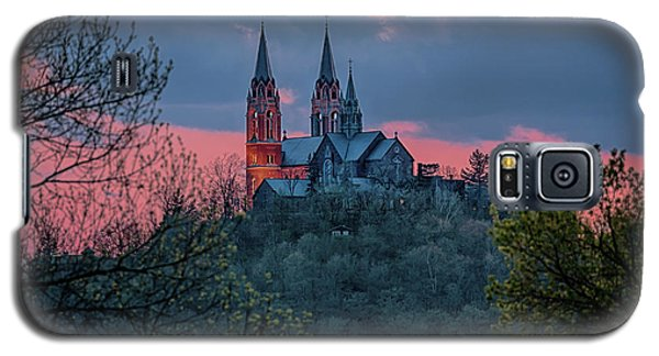 Sunset At Holy Hill Galaxy S5 Case