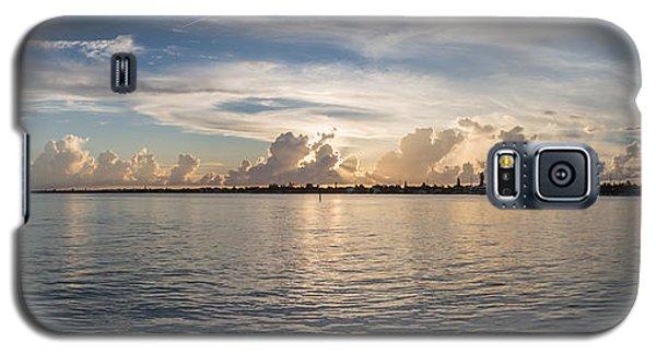Sunset At Key Largo Galaxy S5 Case