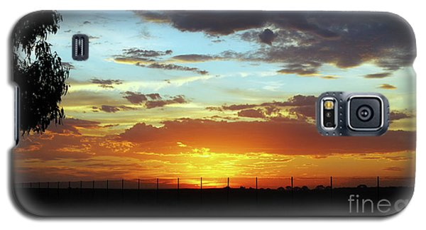 Sunset At Little River Victoria Galaxy S5 Case