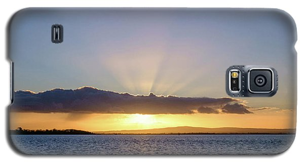 Sunset At Lough Derg Galaxy S5 Case