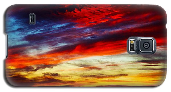 Sunset At Louie's Galaxy S5 Case