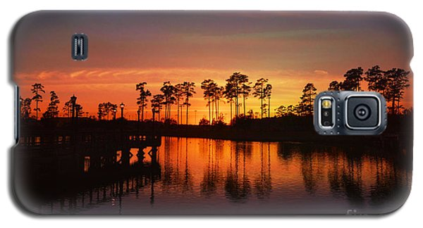 Sunset At Market Commons II Galaxy S5 Case