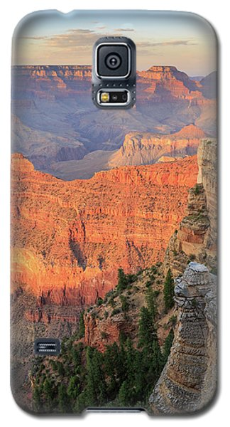 Sunset At Mather Point Galaxy S5 Case